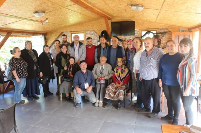Lazca Gönüllüleri Arhavi'de  Buluştu
