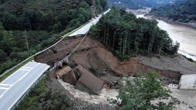 Giresun'da sel felaketi: Bir asker şehit oldu, 2 vatandaşımız hayatını kaybetti