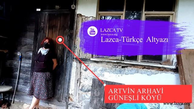 Artvin Arhavi Güneşli Köyü - Sevinç ALÇİÇEK Belgeseli  Türkçe Altyazı